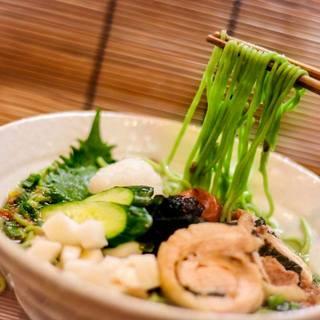 ふうりん - 料理写真:【期間限定】梅冷やしラーメン