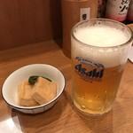 かっぽうぎ 札幌時計台店 - 突き出し付き