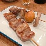 かっぽうぎ 札幌時計台店 - 豚と、美唄焼き鳥