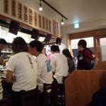 神戸鉄板 長田いっしん - カウンター席はエンタメ感!
