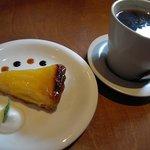ポップフード - タルト コーヒー
