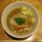 佐々木製麺所 - 料理写真:塩そば 麺・大盛