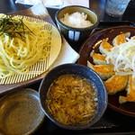 五味八珍 - 名物 浜松餃子セット