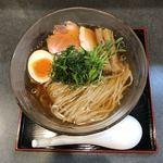 幸跳 - 冷やし醤油らぁ麺¥900