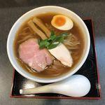 幸跳 - 丸鶏醤油らぁ麺¥850