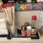 かりゆし - テーブル上のアイテム♪