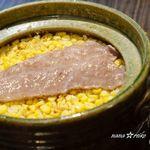87167106 - ブリ飯のコーンの炊込みご飯