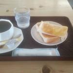 コーヒーショップあさひ - 料理写真:
