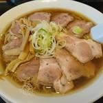 煮干中華 あさり - 肉中華の大