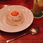 MOKUBAZA - チーズキーマカレー(小盛) @1,070円