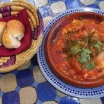 カフェ・ドゥ・モロッコ - モロッコオムレツ