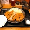 Tonkatsumaruya - 料理写真:特ロースかつランチ 1100円