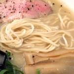 87171188 - 鶏白湯 塩(麺)
