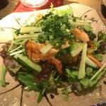 ビーストキッチン - 豚キムチサラダ