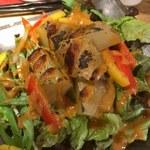 ビーストキッチン - 熟成芋のサラダ