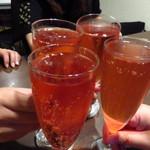 ぐるぐるねぎま - シャンパン ロゼ