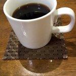 ソルトペッパー - コーヒーは酸味少なめで美味♬