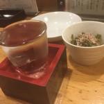87173799 - 180507月 北海道 居酒屋天金 男山520円