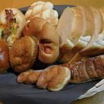 麦乃ありか - 料理写真:買い求めた品々