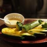畑人 焼野菜 -