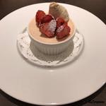 Yui - イチゴのスフレグラッセ