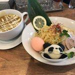 ラーメン女子博 ポップアップストア - 「パンダ咖喱つけ麺スペシャル」1,230円