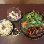 ジャム cafe 可鈴 - 【5月24日(木)~27日(日)の週替わりランチ(1,050円)】お料理が出揃いました。