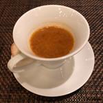 ヌッフ・デュ・パプ - スープ・ド・ポワソン