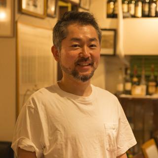 高田晋一氏(タカダシンイチ)─美味しく印象的なイタリア料理を