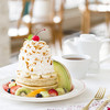エッグスンシングス - 料理写真:★期間限定★パンケーキ・ア・ラ・モード ~8種のフルーツパンケーキ~