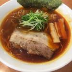 麺屋しゅう - 料理写真:辛酸ラーメン