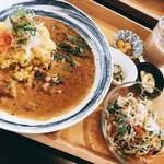 香辛喫茶 Lion Curry - チキンカレー