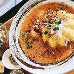 香辛喫茶 Lion Curry - エビカレー