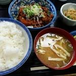篝 - 肉豆腐定食