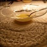 ヒカリヤ ニシ - とうもろこしのスープ