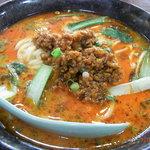 香港料理 栄昇閣 - 坦々麺