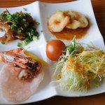 お食事処 さんぽう - 料理写真: