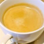 Organic Cafe あたたかなお皿 - 食後のコーヒー