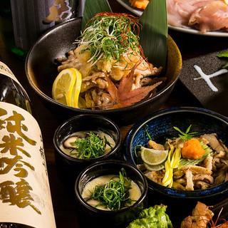 名古屋コーチン料理を新横浜で堪能♪