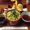 そば処 名古屋 - 料理写真:天ざる