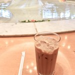 ドトールコーヒーショップ - ドリンク写真:アイスロイヤルミルクティー