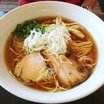 87192799 - 鶏そば(醤油:あっさりタイプ)