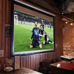 肉酒場 PANDAYA - 80インチ大型スクリーン!ワールドカップ、各種スポーツイベント盛り上がります!