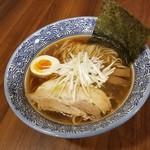 つけ麺 ラーメン ヤゴト55 - 魚介ダシ香る、魚介中華そば