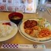 シルクロード - 料理写真:サービスランチ 620円(税込)