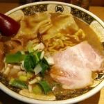 すごい煮干ラーメン凪 - こってり煮干 820円