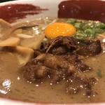 徳島ラーメン 麺王 - 徳島ラーメン