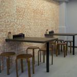 ラーメン ぐっち - テーブル席4名×2