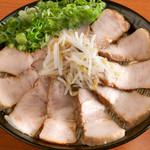 ラーメン ぐっち - チャーシュー麺750円