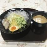 87198822 - つけ麺。                       税込750円。                       美味し。